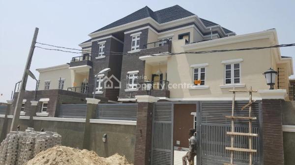 Elegantly Finished Luxurious 4 Bedroom Semi Detached, Ikate Elegushi, Lekki, Lagos, Semi-detached Duplex for Sale