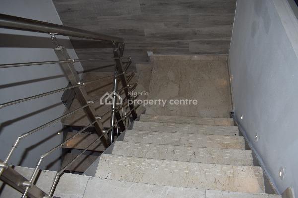 Tastefully Finished 5 Bedroom Terraced, Off Burdillion Road, Old Ikoyi, Ikoyi, Lagos, Terraced Duplex for Rent