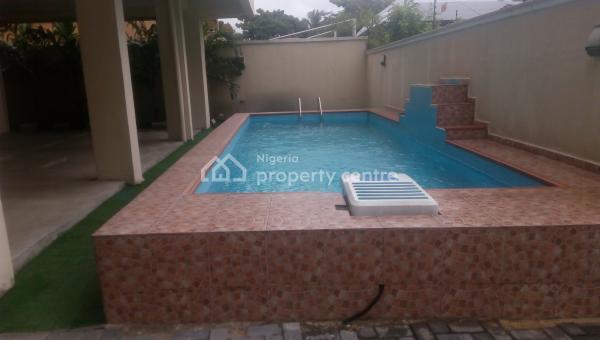 Three Bedroom with a Room Bq, Off Mekunwen Street, Old Ikoyi, Ikoyi, Lagos, Flat for Rent
