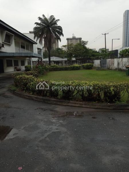 5 Bedroom Detached House on  2500sqm Land, Off Adeola Odeku Street, Victoria Island (vi), Lagos, Detached Duplex for Rent