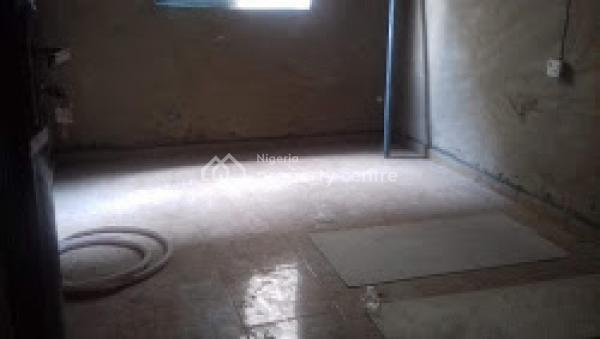 a Newly Built Spacious Room Self Contained, Off Herbert Macaulay Way, Ebute Metta East, Yaba, Lagos, Self Contained (single Rooms) for Rent
