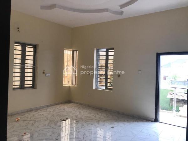Very Lovely and Irresistible Cheap 4 Bedroom Semi Detached Duplex with Bq and Fitted Kitchen with Top Notch Pop Finishing, Westend Estate, Ikota Villa Estate, Lekki, Lagos, Semi-detached Duplex for Rent