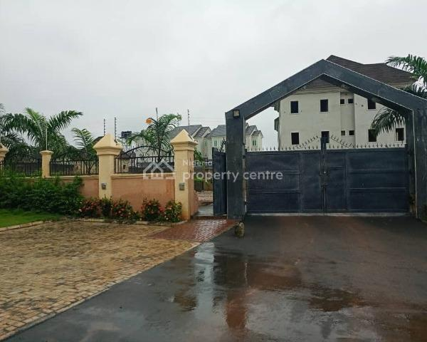 5 Bedroom Duplex Apartment, Close to The Police Station, Life Camp, Gwarinpa, Abuja, Detached Duplex for Sale