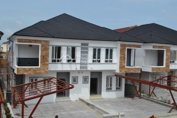 4 Bedroom Duplex, Victoria Nest Estate Chevron, Lekki, Lagos, Detached Duplex for Sale