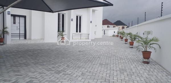 Edificely Built 5 Bedrooms Detached Duplex with Bq, Chevron Alternative Route, Chevy View Estate, Lekki, Lagos, Detached Duplex for Sale