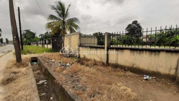 Well Located and Fully Fenced 6 Plots of Land, Gra Phase 2, Port Harcourt, Rivers, Mixed-use Land for Sale