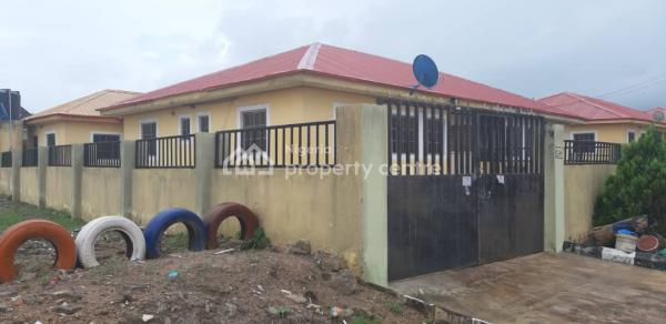 Modern 2 Bedrooms Bungalow with a Room and Parlour Bq, Sunshine Garden, Oba Ile., Akure, Ondo, Semi-detached Bungalow for Sale
