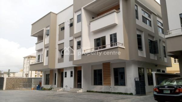 Contemporary 5 Bedroom Home with a Pool, Gym and 24 Hours Electric, Oniru, Victoria Island (vi), Lagos, Semi-detached Duplex for Sale