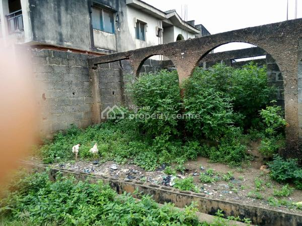 2 Bedroom Bungalow with a Shop at Heritage Estate, Aboru, Heritage Estate, Aboru, Ipaja, Lagos, Detached Bungalow for Sale