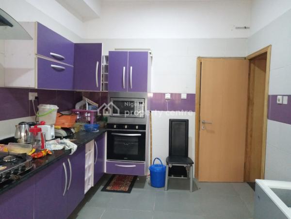 Fully Serviced Tastefully Finished 4 Bedroom Semi Detached Duplex @ an Enclosed Estate in Ikate, Off Kushenla Road, Ikate, Ikate Elegushi, Lekki, Lagos, Terraced Duplex for Sale