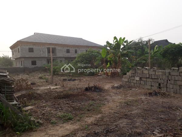 2 Plots of Land Measuring 700 Sqm Each in a Strategically Located Area, Osapa, Lekki, Lagos, Mixed-use Land for Sale
