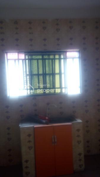 Brand New Mini Flat with Pop Finishing, Prepaid Meter, Abule Egba, Agege, Lagos, Flat for Rent