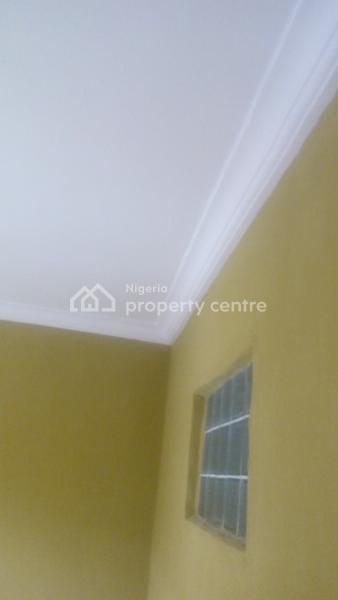 Brand New 2 Bedroom Flat with Pop Finishing, Prepaid Meter, Abule Egba, Agege, Lagos, Flat for Rent