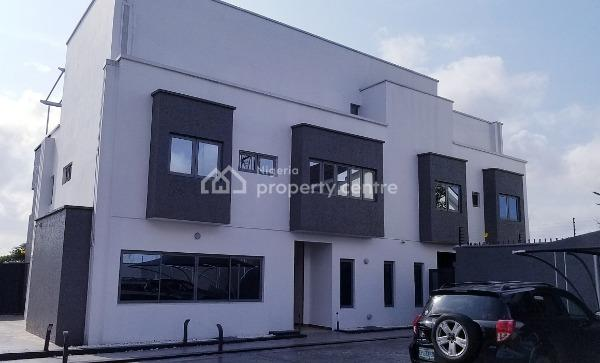 Brand New 4 Bedroom Mansion Detached Duplex with State of The Art Finishing, Banana Island, Ikoyi, Lagos, Detached Duplex for Rent