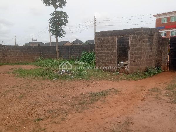 Half Plot of Land, New London Estate, Baruwa, Ipaja, Lagos, Land for Sale