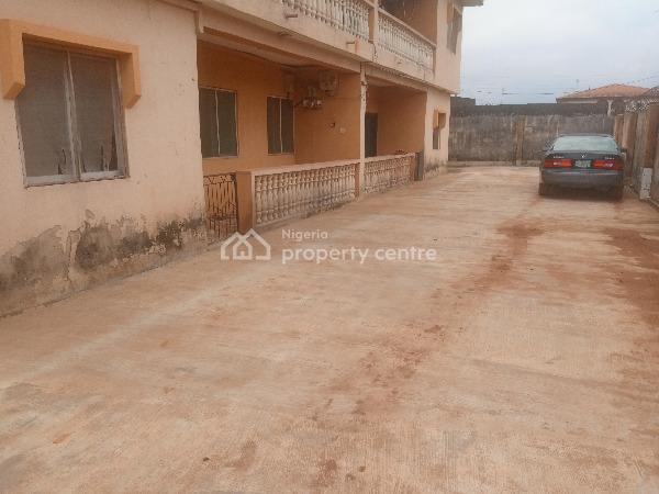 Neat Renovated 3 Bedroom Flat, Progress Est, Baruwa, Ipaja, Lagos, Flat for Rent