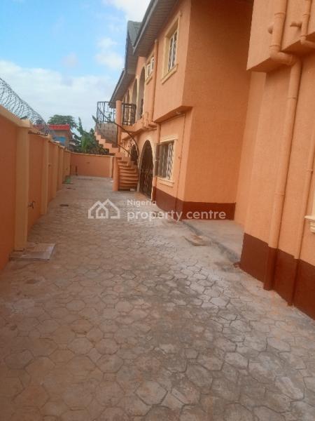 Newly Built 2 Bedroom Flat, New London Estate, Baruwa, Ipaja, Lagos, Flat for Rent