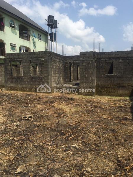 Proposed 6 Bedroom Duplex on 1 & Quarter Plots of Land, By Power Encounter, Rumuodara, Port Harcourt, Rivers, Detached Duplex for Sale