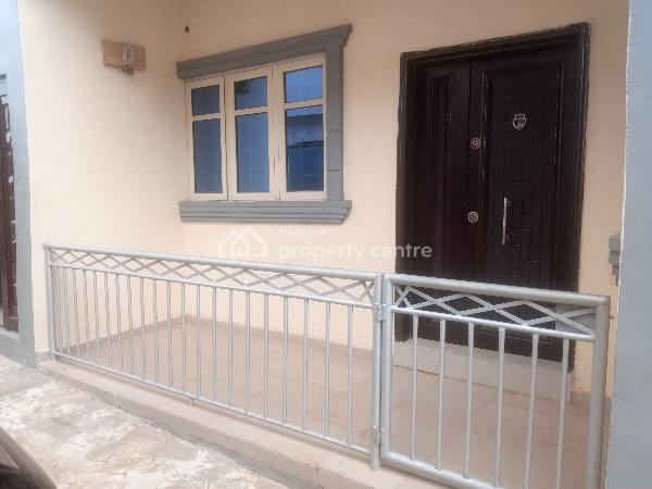 Newly Decent 3 Bedroom Flat, Ikola Command, Ipaja, Lagos, Flat for Rent