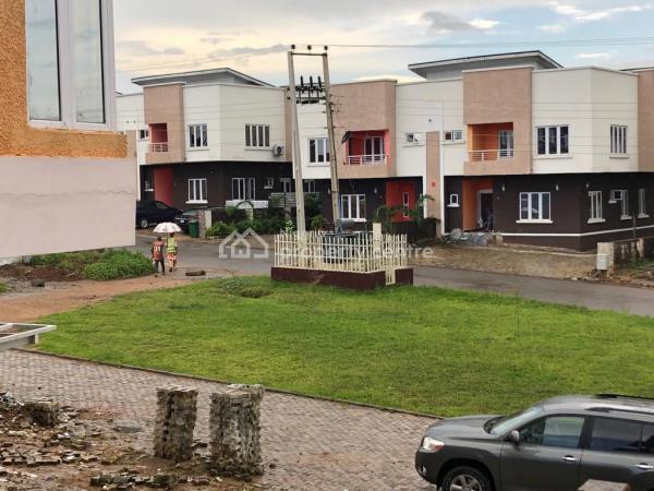 Semi Finished  4 Bedroom Semi Detached Duplex, Dape, Abuja, Semi-detached Duplex for Sale