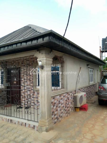 Luxury 3 Bedroom Bungalow Plus a Mini Flat in Serene Estate, Aina Estate, Ayobo, Ipaja, Lagos, Detached Bungalow for Sale