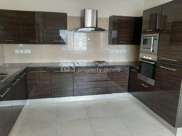Lovely 3 Bedroom Apartment with Good Amenities, Off Kofo Abayomi Street, Victoria Island (vi), Lagos, Flat for Rent