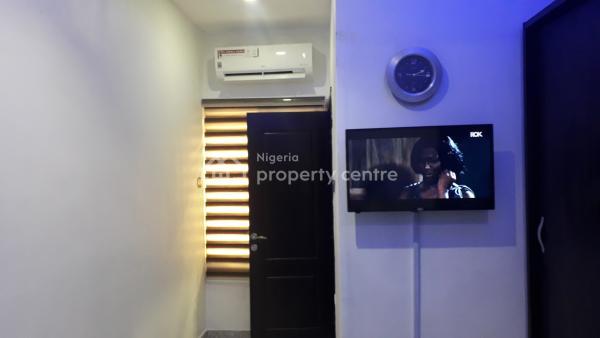 Luxury 1 Bedroom Apartment, Chevron  Alternative Route, Lekki, Lagos, Mini Flat Short Let