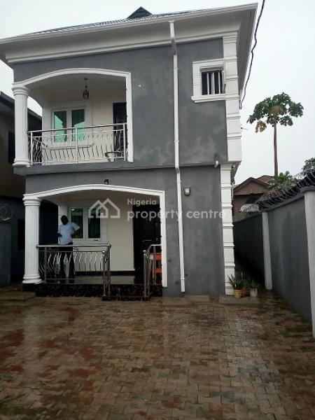 Well Finished  Mini Flat, Abigail Olaleye Street, Off Felix Lowen, Akute, Berger, Arepo, Ogun, Mini Flat for Rent