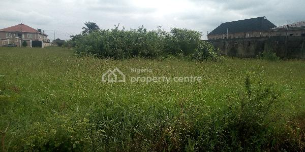 a Plot of Land with a Raft Foundation on It, Gra, Isheri North, Lagos, Residential Land for Sale
