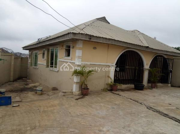 Nicely Built  3 Bedrooms Bungalow, Ibadan, Oyo, Detached Bungalow for Sale