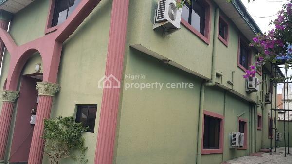 5 Bedroom Duplex with Bq, Omole Phase 1, Ikeja, Lagos, Detached Duplex for Sale