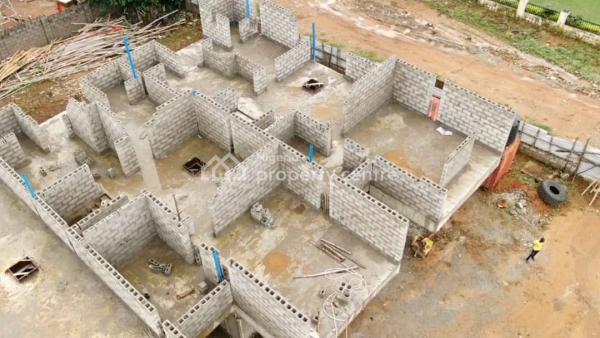 Super Amazing Affordable Luxury Homes, Patrick Yakowa, Diplomatic Enclave, Katampe Extension, Katampe, Abuja, Semi-detached Duplex for Sale