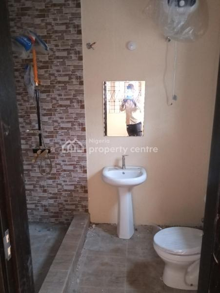 Nice and Well Finished 3bedroom Bungalow, Bode Thomas, Surulere, Lagos, Semi-detached Bungalow for Sale