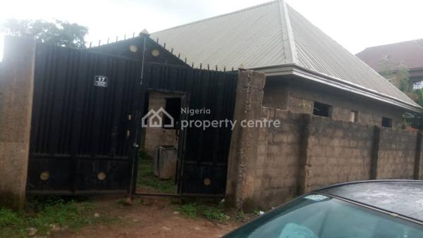Two Unit Flats of 3 Bedroom, Uncompleted, Around Adoration, Emene, Enugu, Enugu, Block of Flats for Sale