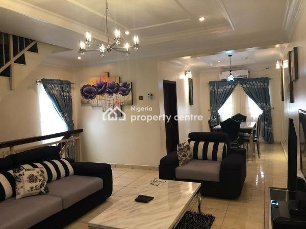 Short Let Beautiful 3 Bedroom Terraced Duplex With Two Living Rooms Off Bishop Oluwole Street Victoria Island Vi Lagos 3 Beds 3 Baths Ref 480946
