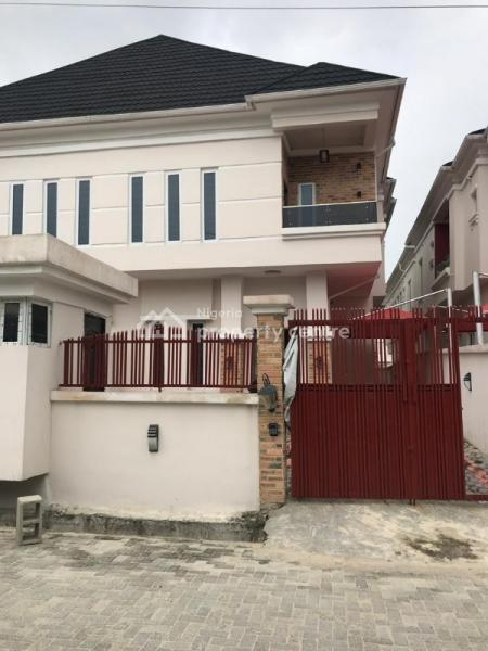 Lovely 4 Bedroom Semi Detached with Bq, Thomas Estate, Ajah, Lagos, House for Sale