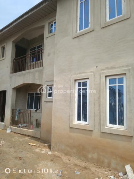 Luxury Modern Finishing 2 Bedroom Flat, Alogba Estate, Zone a, Ebute, Ikorodu, Lagos, Terraced Bungalow for Rent
