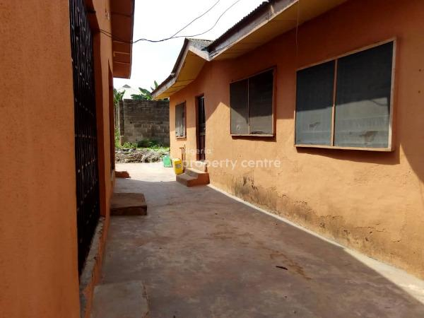 a Very Decent 2 Nos of 2 Bedroom Flat and 4 Nos of Mini Flat, Ile-iwe, Ekoro, Abule-egba, Agege, Lagos, Flat for Sale