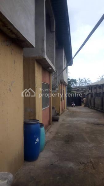 a Nice Block of 4 Flats at Abule Egba, Abule Egba, Agege, Lagos, Flat for Sale
