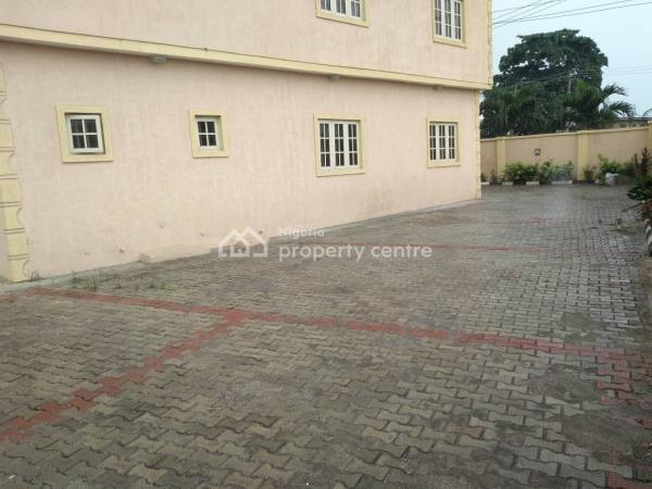 Brand New House Consisting of 3bed Room Flat and Executive 2nos of Mini Flat at Mapple Wood with Pop Finishing 600-700-1.2, 1.3m, Mapple Estate, Oko-oba, Agege, Lagos, Flat for Rent