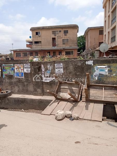 Two Plots of Land, Surulere, Lagos, Commercial Land for Rent