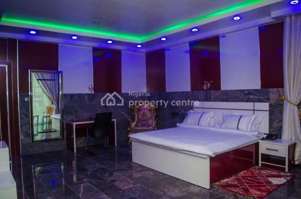 Luxury 2 Bedrooms Apartment with 24/7 Light, Diplomatic Zone, Katampe Extension, Katampe, Abuja, Flat Short Let