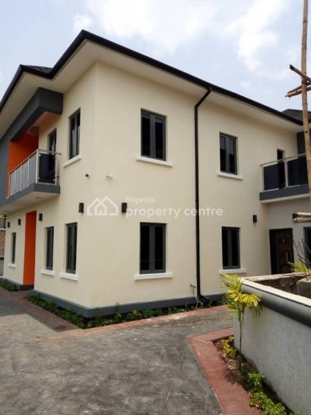 Newly Built 5 Bedroom Duplex with 2 Room B/q      Kw-1331, Royal Garden Estate, Ajah, Lagos, Detached Duplex for Rent