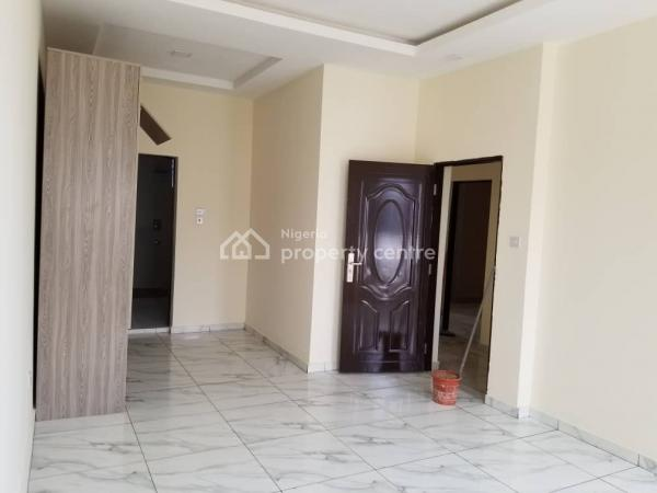 Brand New 3-bedroom Terrace House with Bq (mortgage Available Option), Lafiaji, Lekki, Lagos, Terraced Duplex for Sale