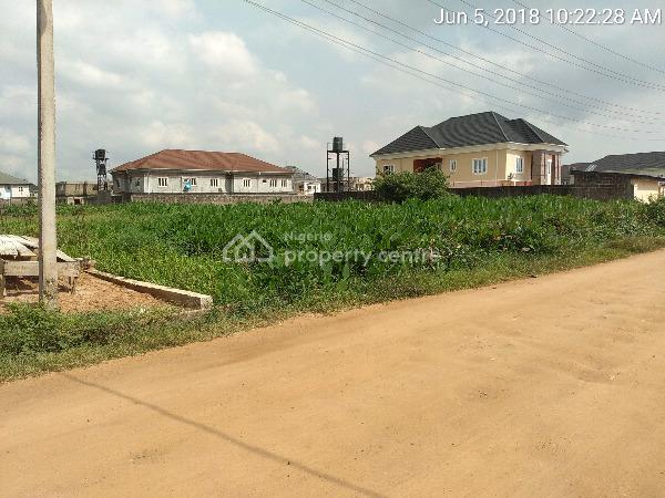 745 Sqm Bare Land, Off Bola Mafe Road, Gra, Isheri North, Lagos, Residential Land for Sale