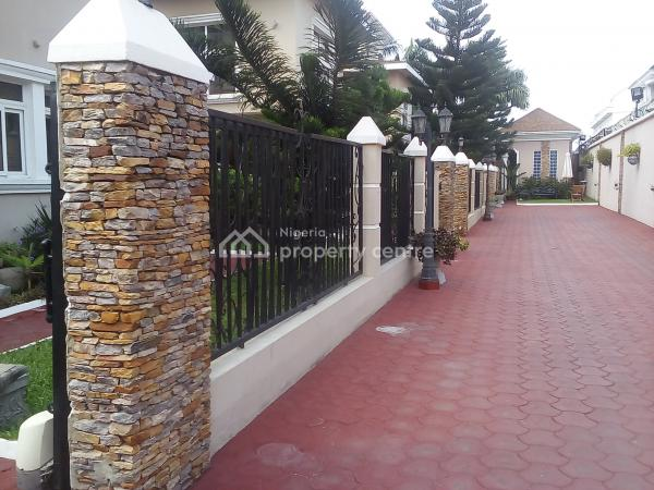 Tastefully Finished 5 Bedrooms Detached House in a Mini  Estate with 1 Room Bq, Pool, Oniru, Victoria Island (vi), Lagos, Detached Duplex for Rent