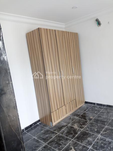 Luxury Newly Built 2 Bedroom Flat with Gas Cooker and Heat Extractor, Canaan Estate, Ajah, Lagos, Flat for Rent