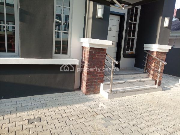Brand New and Classically Finished 4 Bedroom Fully Detached Duplex, Oral Estate, Immediately After Second Toll Gate(non-flooded Area), Lekki Expressway, Lekki, Lagos, Detached Duplex for Rent