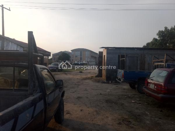 Facing Express 2 Plots of Land Back to Back, Awoyaya, Ibeju Lekki, Lagos, Commercial Land for Rent
