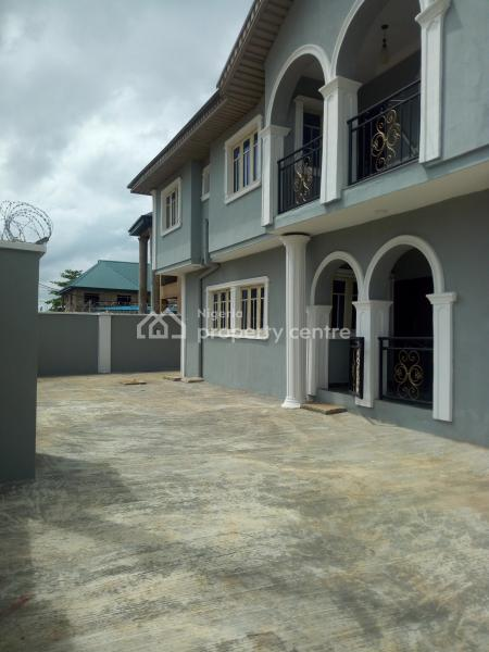 Tastefully Finish Brand New 3 Bedroom Flat @ikotun, Abaranje Road, Akesan, Alimosho, Lagos, Flat for Rent